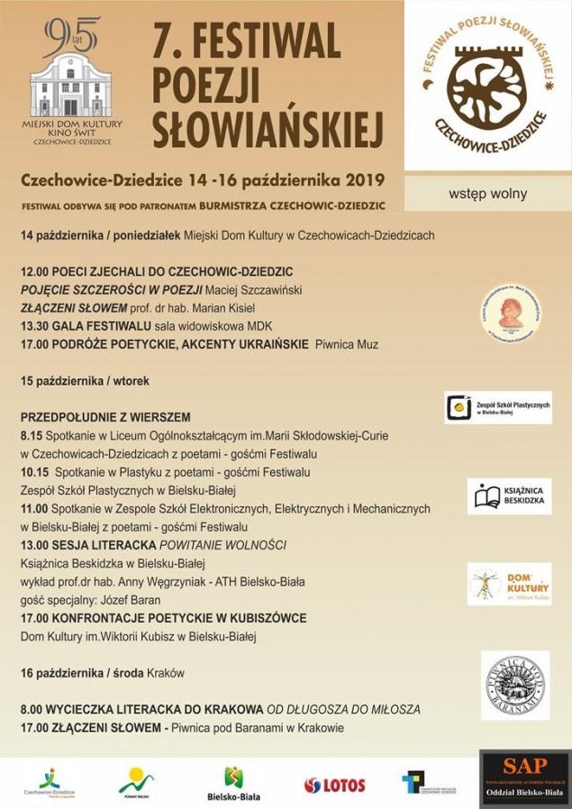 7. Festiwal Poezji Słowiańskiej