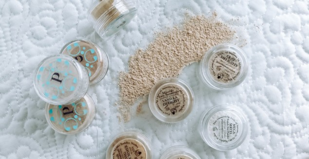 Zalety mineralnych kosmetyków