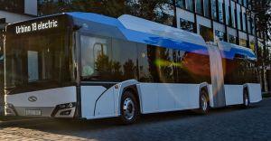 Nowe Solarisy PKM jako pierwsze w Polsce z innowacyjnym rozwiązaniem