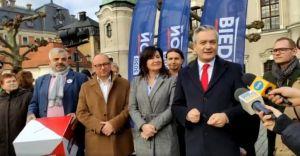[WIDEO] Robert Biedroń, kandydat na Prezydenta RP w Pszczynie