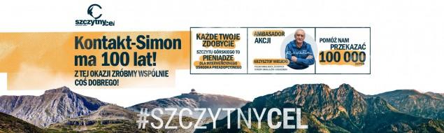 """Niezwykła akcja spółki """"Kontakt-Simon"""" na stulecie firmy"""