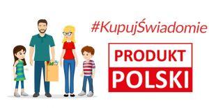 Wspierajmy polskie firmy, kupujmy polskie produkty