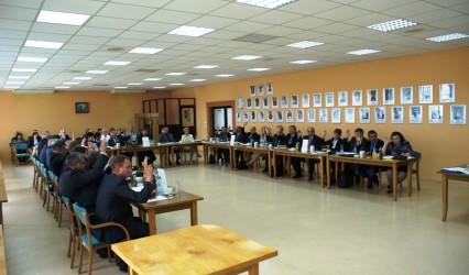 sesja, rada powiatu bielskiego, powiat bielski