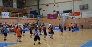 [FOTO] Zainaugurowano pierwszą edycję ligi Jr. NBA w Polsce
