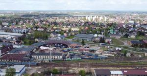Wideo-dnia: Zobacz Czechowice-Dziedzice z drona