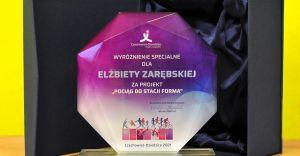 """[FOTO] Specjalne wyróżnienie Gali Sportu dla """"Pociągu do Stacji Forma"""""""