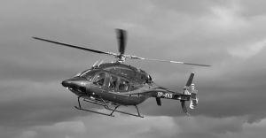 [FOTO, WIDEO] Wypadek śmigłowca. Nie żyją pilot i biznesmen K. Kania