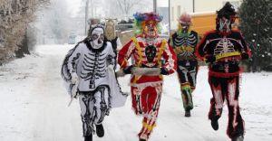 Odpust ku czci św. Mikołaja - bandy Mikołajowe wyjdą na ulice Łąki