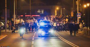 Najliczniejszy protest. Na ulicach Bielska mogło być 10 tys. osób!