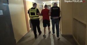 [WIDEO, FOTO] Diler zatrzymany. Posiadał znaczną ilość narkotyków