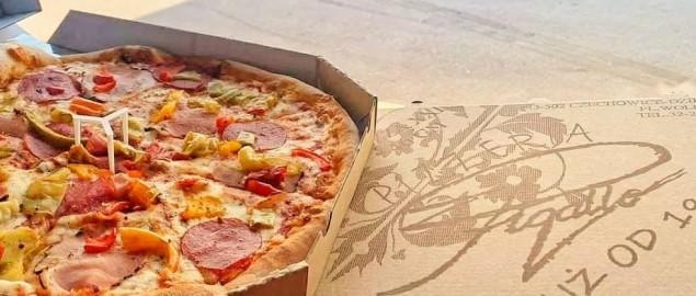Pizzeria Pigallo wspiera czechowickich medyków