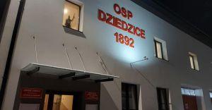 [FOTO] Zakończył się kompleksowy remont remizy OSP Dziedzice