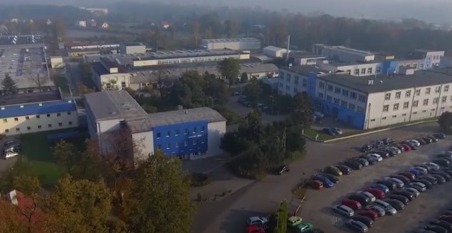 Siedziba spółki Kontakt-Simon w Czechowicach-Dziedzicach