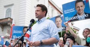 Wyniki wyborów w Czechowicach: Trzaskowski przed Dudą