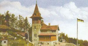 Schroniska górskie na pocztówkach ze zbiorów Mariana Grzywacza