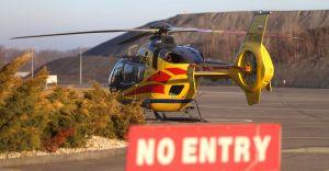 Nie będzie stałej bazy Lotniczego Pogotowia Ratunkowego w Kaniowie