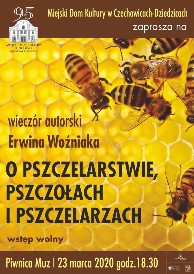 Spotkanie autorskie z Erwinem Woźniakiem