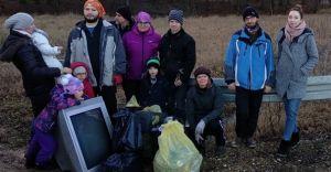 """Eko-społecznicy założyli grupę """"Czechowiczanie dla przyrody"""""""