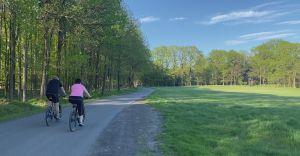 Jedziemy na rowerze Wiślaną Trasa Rowerową