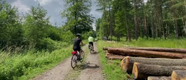 [Rowerem po regionie] Jedziemy w lasy czarnoleskie