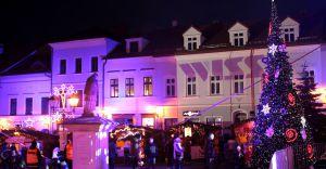 Święta na Starówce w tym roku na trzech placach Bielska-Białej