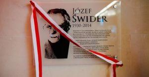 Józef Świder zostanie uhonorowany w katowickiej Galerii Artystycznej