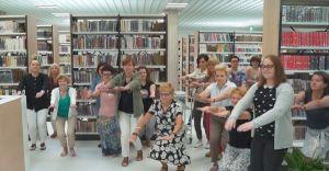 GaszynChallenge w nowej siedzibie biblioteki. Zobacz wideo!