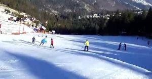 [WIDEO] Ruszył już nowy sezon narciarski na Białym Krzyżu