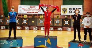 Kuba Bąk z kolejnym złotem Mistrzostw Polski