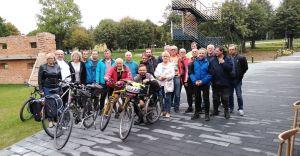 [WIDEO, ZDJĘCIA] Rajd rowerowy dookoła gminy za nami
