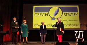 """[FOTO] Rozdano nagrody w konkursie """"Czechostrofy"""""""