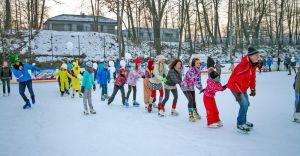 W piątek w Czechowicach-Dziedzicach otwarcie lodowiska!