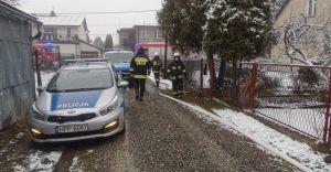 Ligota: Kobieta zginęła w pożarze budynku mieszkalnego