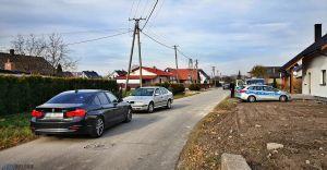[FOTO] Policyjny pościg po drogach Czechowic-Dziedzic i Ligoty