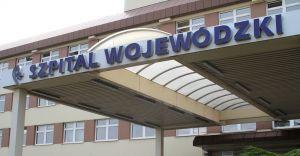 Szpital Wojewódzki zamyka urologię - lekarz z koronawirusem