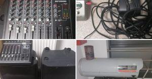 """Sprawcy kradzieży sprzętu zespołu """"Audio Cases"""" zatrzymani"""