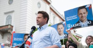 [WYNIKI ANKIETY] Internauci zagłosują na Rafała Trzaskowskiego
