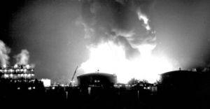 Pożar czechowickiej rafinerii w nowym programie Discovery