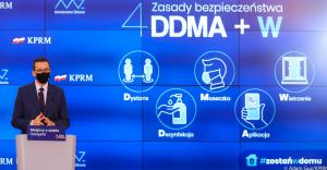 Cała Polska od jutra w czerwonej strefie. Lista obostrzeń