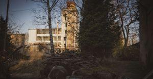 [FOTO] Czechowice-Dziedzice jakich nie znacie. Mroczna strona miasta