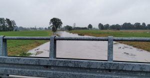 Pogotowie przeciwpowodziowe, wezbrane rzeki - bilans wtorku