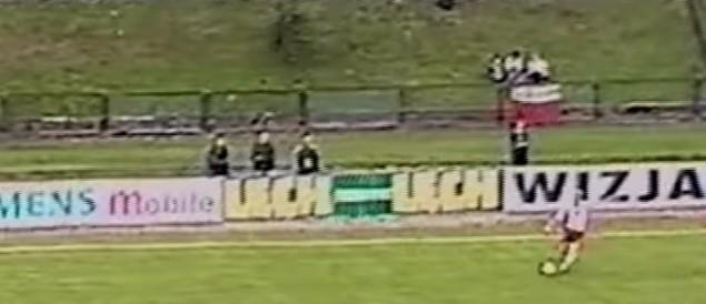 Zobacz gole Polaków w meczu z Norwegią na stadionie MOSiR