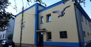 """Kończy się remont sali gimnastycznej """"Sokół"""" przy ulicy Krasińskiego"""