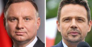 Będzie druga tura wyborów - Andrzej Duda kontra Rafał Trzaskowski!