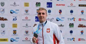 Dwa srebrne medale Mateusza Borgła w Mistrzostwach Świata