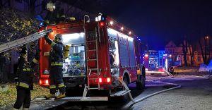 To był pracowity rok dla strażaków ochotników z naszej gminy