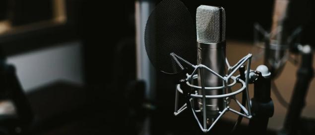 Karaoke, mikrofon