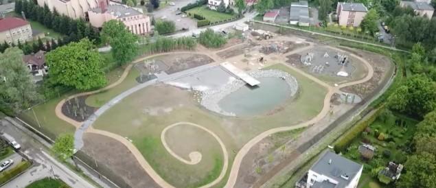 Co z tymi czechowickimi parkami? Rozmowa z burmistrzem miasta