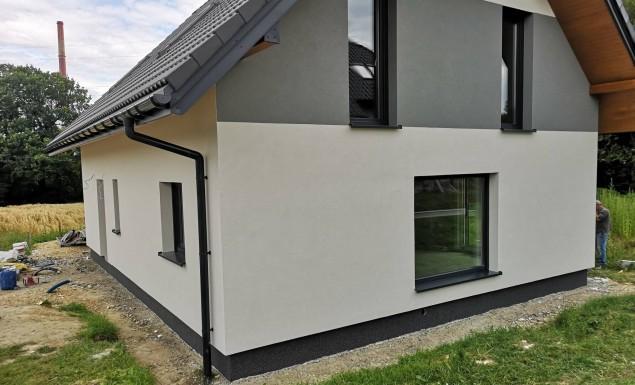 Dom, który powstaje w trzy miesiące