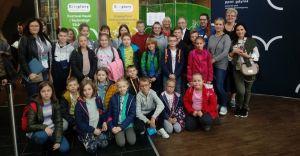 Czechowiccy uczniowie na IX Kongresie E(x)plory